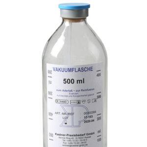 sticla de vid cu ozon